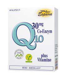 Q10 Coenzym Ecozym Kapseln 30mg