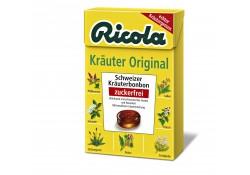 Ricola Kräuter zuckerfrei Box