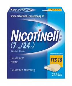 Nicotinell Tra Pflaster Tts 10