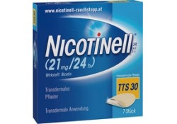Nicotinell Tra Pflaster Tts 20