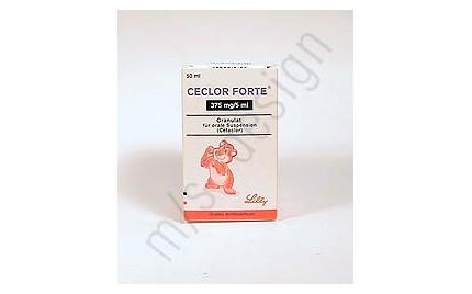 Ceclor Cd 375 Mg