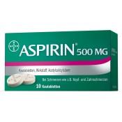 Aspirin Kautabletten 500mg