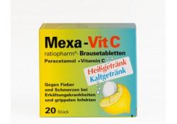 Mexavit C Ratiopharm Brausetabletten