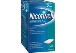 Nicotinell Kaugummi Mintfrisch 2mg