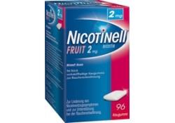 Nicotinell Kaugummi Fruit 2mg