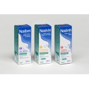 Nasivin Spray 0,025% Sanft