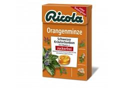 Ricola Orangeminze zuckerfrei Box