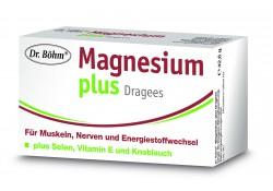 Dr. Böhm Magnesium Plus Dragees