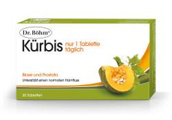 Dr. Böhm Kürbis Tabletten 1 Täglich