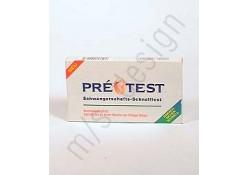 Schwangerschaftstest Pre-test