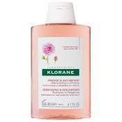 Shampoo Klorane Pfingstrosen