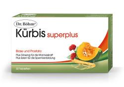 Dr. Böhm Kürbis Superplus Tabletten