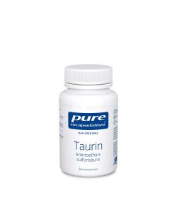 Pure Encapsulations Taurin Kapseln