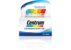 Centrum Capletten Generation 50+