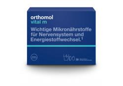 Orthomol vital m granulat orangengeschmack