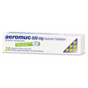 Aeromuc Tabletten löslich 600mg