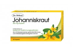 Dr. Böhm Johanniskraut 425mg Kapseln