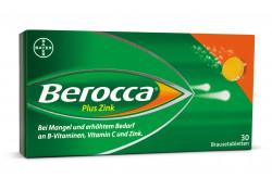Berocca Plus Zink Brausetabletten
