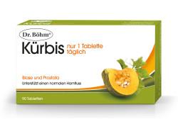 Dr. Böhm Kürbis nur 1 Tablette täglich