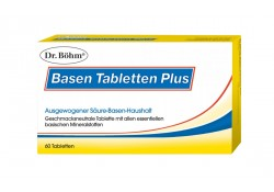 Dr. Böhm Basen Tabletten Plus