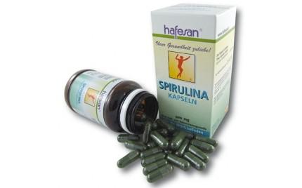 Was ist Spirulina zur Gewichtsreduktion?