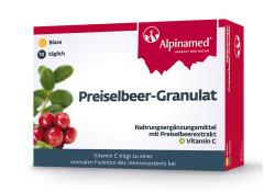 Alpinamed Preiselbeer Granulat Sachets