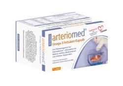 Arteriomed Omega-3-Fettsäure-Kapseln