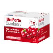 Biogelat Cranberry UroForte Granulat