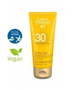 Louis Widmer Sun Gel 30 ohne Parfum