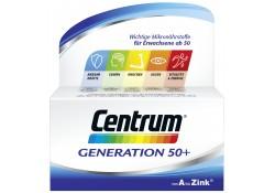 Centrum Tabletten A-zink Gen.50+al