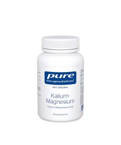 Pure Encapsulations Kalium-Magnesium (Citrat) Kapseln