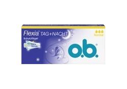 O.B. Flexia Tag + Nacht Normal