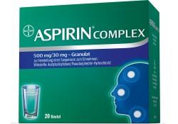 Aspirin Complex Gran500/30mg