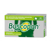 Buscopan Dragees 10mg Blister