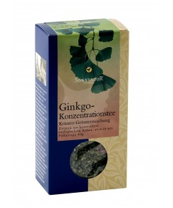 Sonnentor Ginkgo Konzentrations-Tee bio