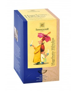 Sonnentor Tee Hagebutte-Hibiskus bio