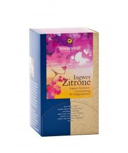 Sonnentor Ingwer-Zitronen-Tee bio