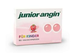 Junior-angin Pastillen