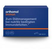 Orthomol immun direktgranulat menthol-himbeere