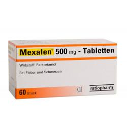 Mexalen Tabletten 500mg