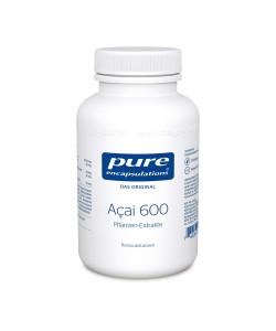 Pure Encapsulations Kapseln Acai 600