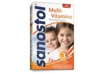 Sanostol Multi-vitamine Ohne Zucker