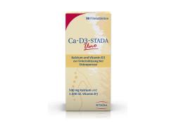 Ca-D3-STADA UNO Filmtabletten