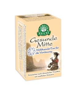 Kottas GESUNDE MITTE Wohltuender Tee für die Verdauung