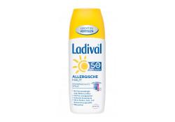 Ladival allerg. Haut Sonnenschutz Spray LSF 50+