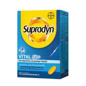 Supradyn Vital 50+ Ginseng und Olive Filmtabletten