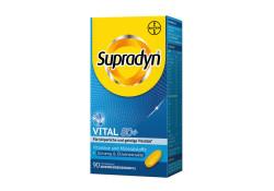 Supradyn Vital 50+ mit Ginseng und Olivenextrakten Filmtabletten