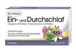Dr. Böhm Ein- und Durchschlaf Dragees