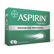 Aspirin Express Tabletten 500mg