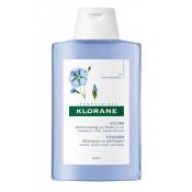 Shampoo Klorane Leinfaser